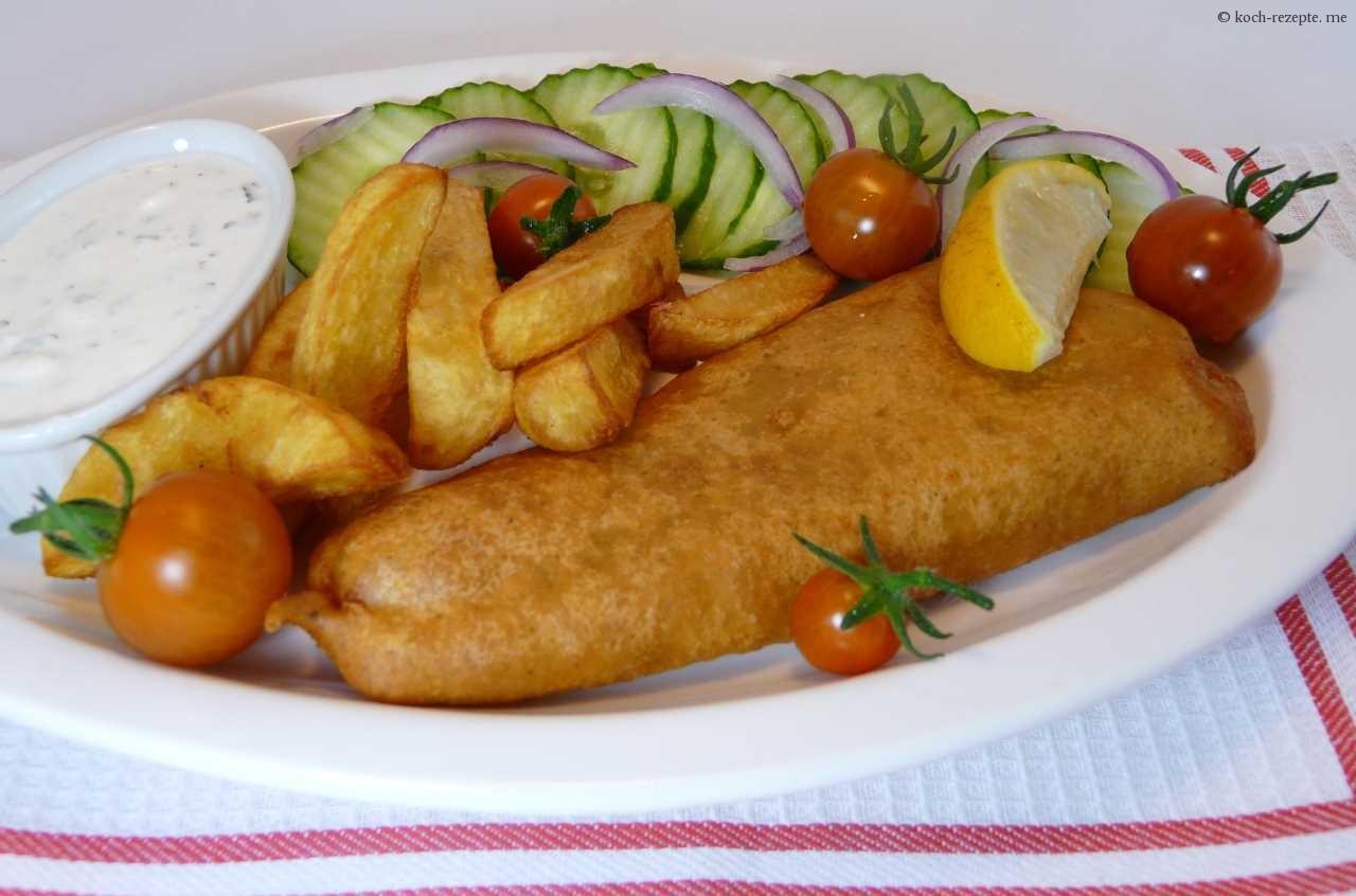 Backfisch Kirmes Rezept
