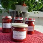 Rezept: Erdbeer Rhabarber Marmelade 2012