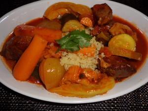 Marokkanisch Couscous Rezept