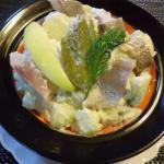Rezept für Matjes-Kartoffelsalat