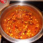 fertiges Chili con Carne