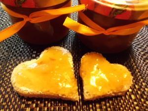 Rezept für Birnenmarmelade mit Zimt