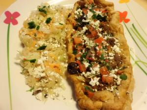Rezept Türkische Pizza  (Lahmacun)