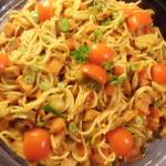 alles fertig vermischt, abschmecken mit Tomatenketchup,Paprika