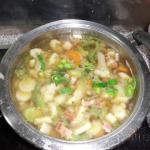 feritge Gemüse Suppe