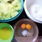 Zutaten für Kartoffelklößen selber machen
