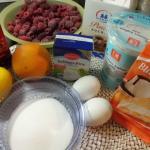 Zutaten fürs Zitronen Mousse