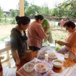 Frühstück in Nong Khai