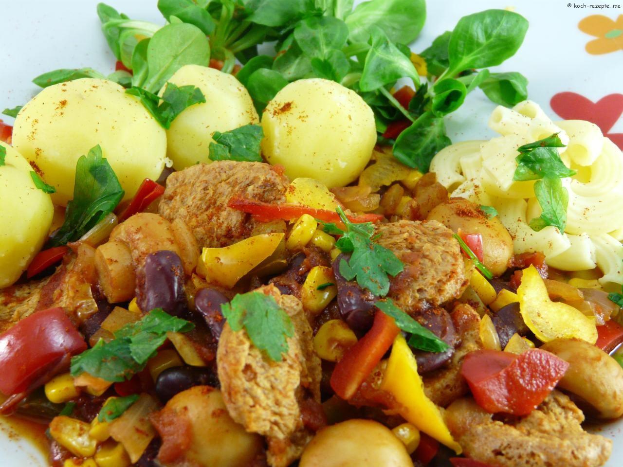 Gulasch vegetarisch