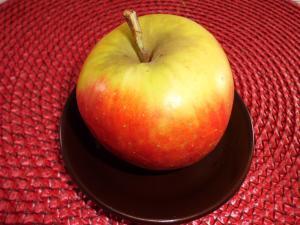 Zwischenmahlzeit Apfel