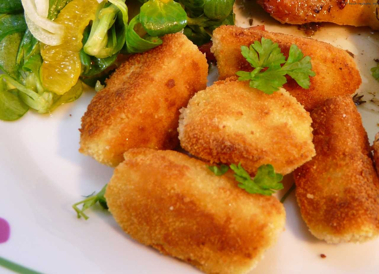Kartoffeln in der Pfanne