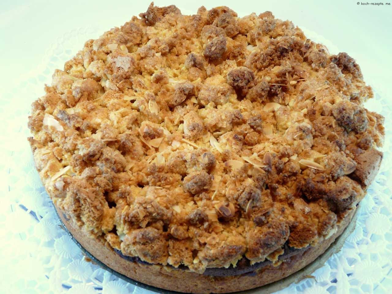 Kirsch Quark Kuchen Rezept Mit Einer Knusprigen Haube