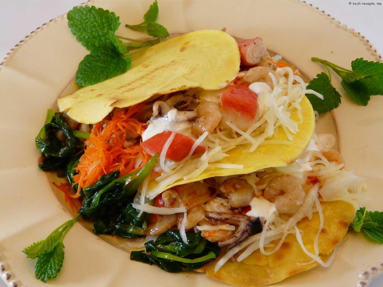 Rezept Tacos