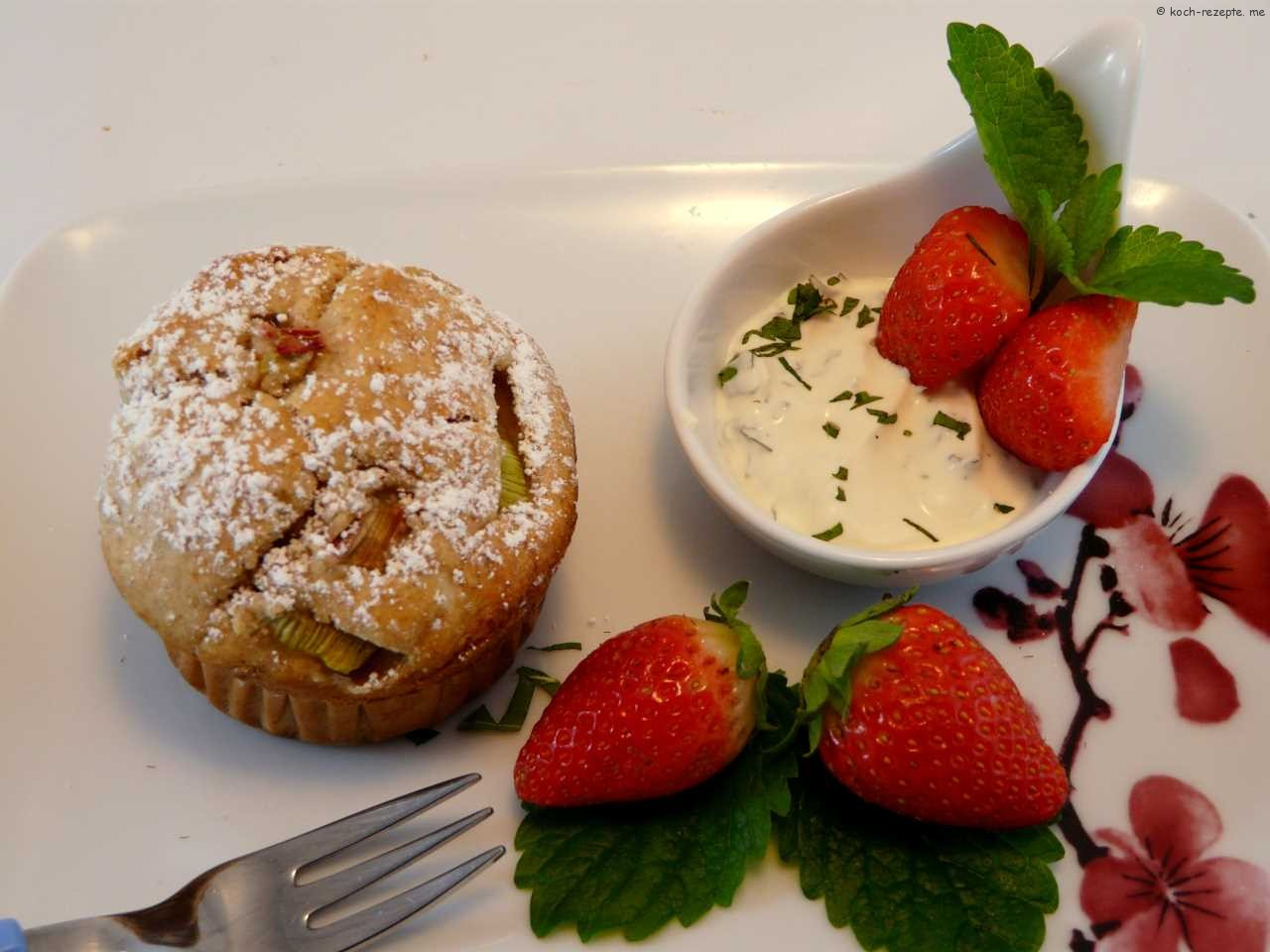 Dinkel Muffins