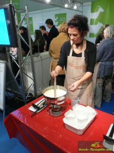 handwerkliche Milchverarbeitung Samstag Bloggertreffen_$(S_01