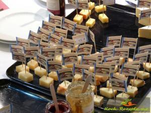 Käse und Marmelade zusammen testen Samstag Bloggertreffen_$(S_02