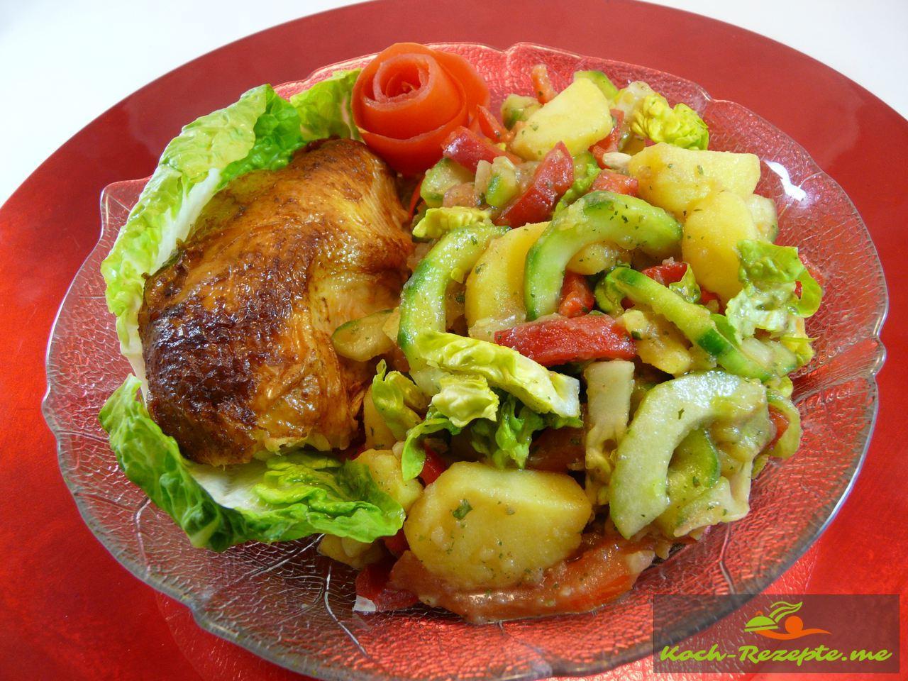 Kartoffelsalat slowenisch