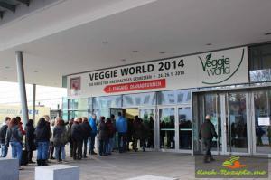Messe VeggieWorld Wiesbaden 2014