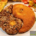 Yin&Yang Sellerieschnitzel