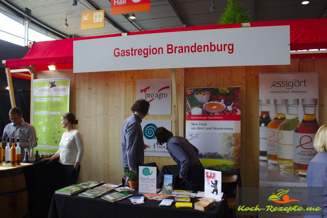 brandenburg war die gastregion der slow food messe stuttgart 2014. Black Bedroom Furniture Sets. Home Design Ideas