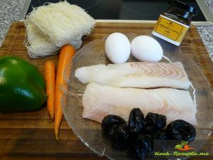 20140425_ Kabeljau in Eihülle mit Pflaumen-Curry Soße_0002