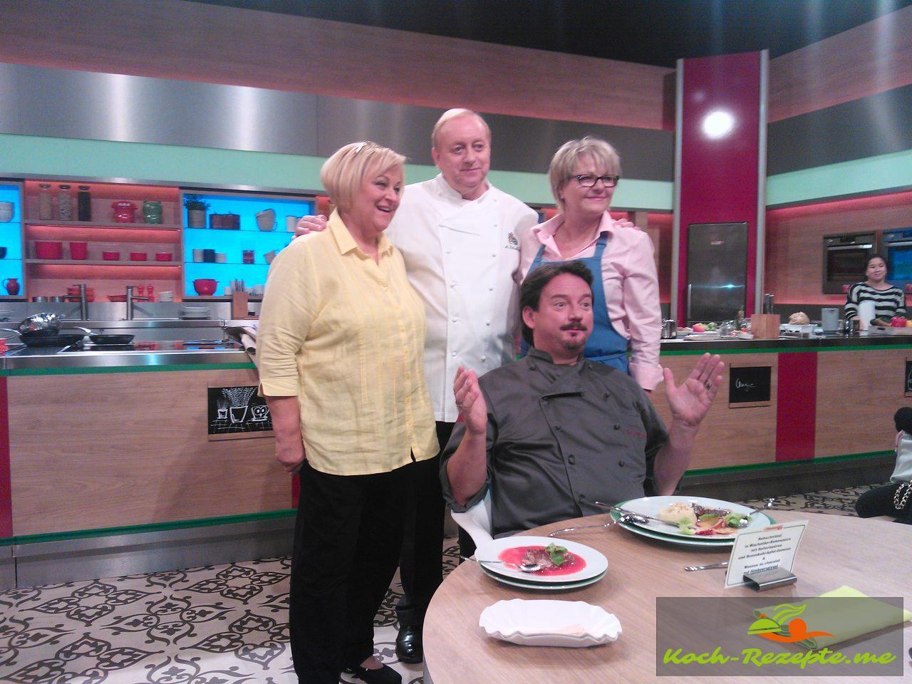 Finalistin Der Kuchenschlacht Monika Und Angie