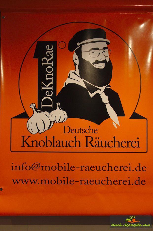 Mein geräucherter Knoblauch kommt von der www.mobilen-raeucherei.de