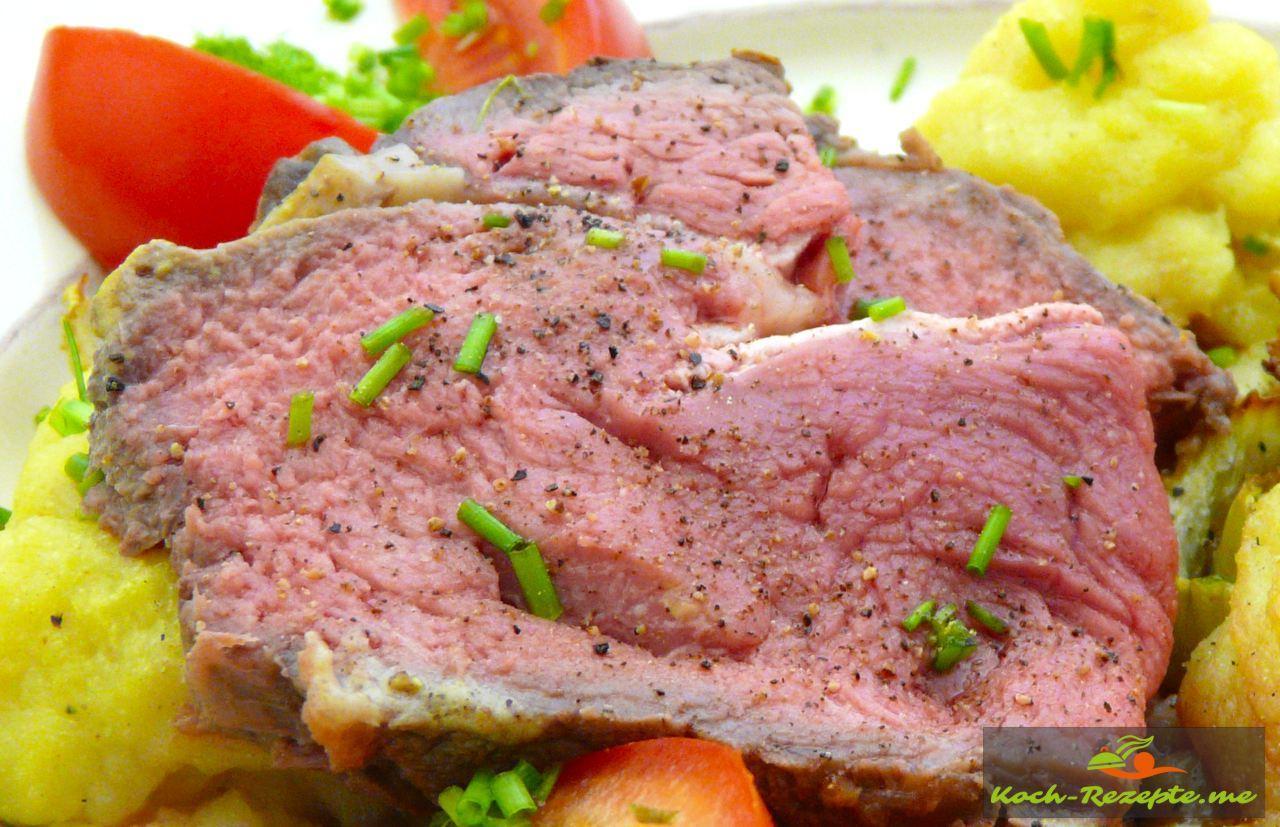 Roastbeef innen rose Medium