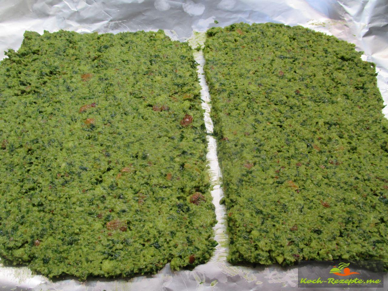 Bärlauchkruste Rezept
