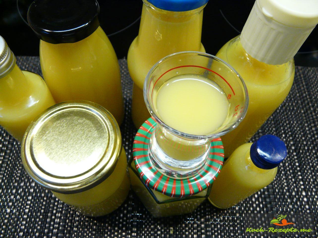 Fertig ist die Räucherknoblauch-Zitronen-Kur für 3 Wochen