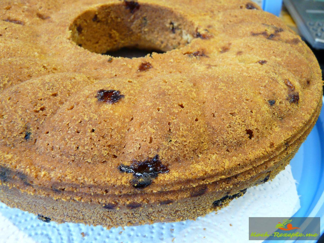 Kuchen P: Stachelbeerkuchen,Berberitzen Im Lockeren Rührteig Backen