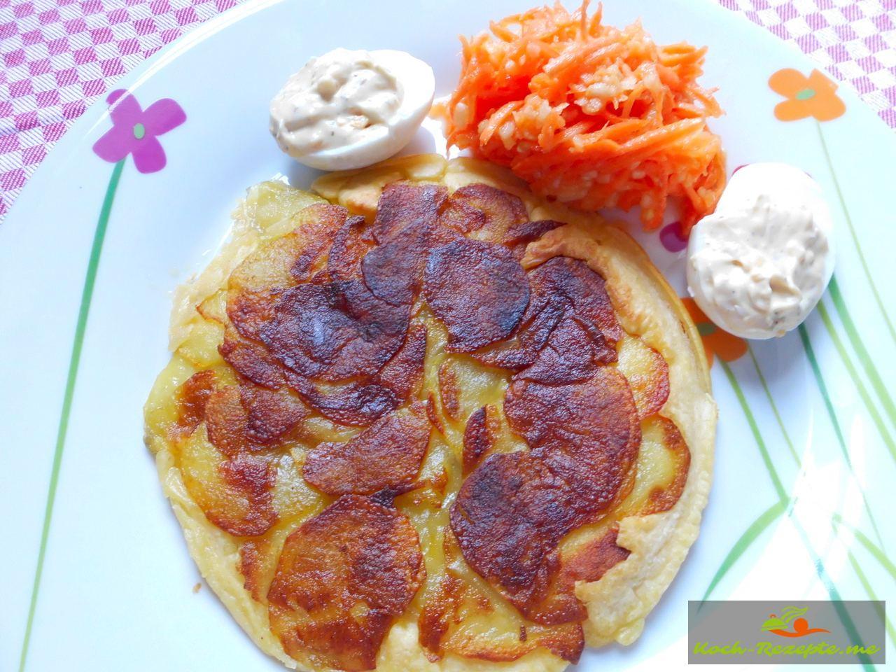 Leineweber-Kuchen Rezept
