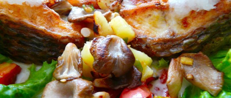 20160224_Brasse in Kokoscurrysauce und Pilzkartoffeln_0008