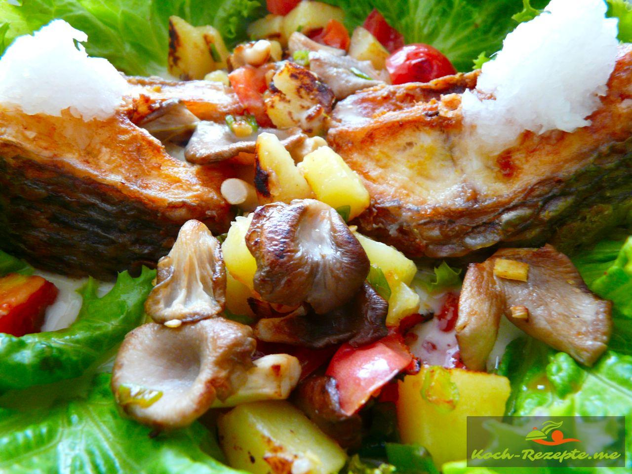 White Snapper Rezept