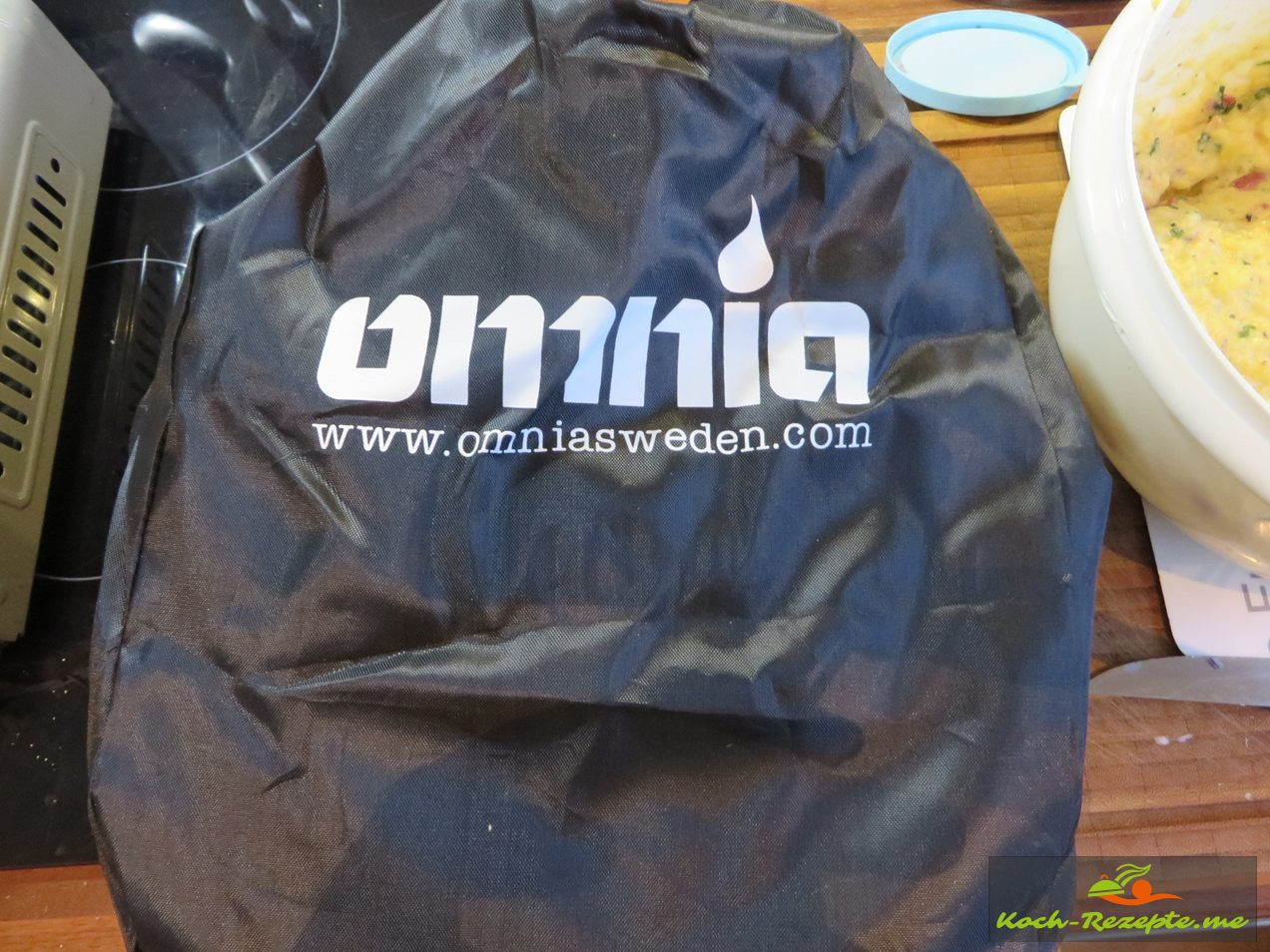 Omnia  Campingbackofen