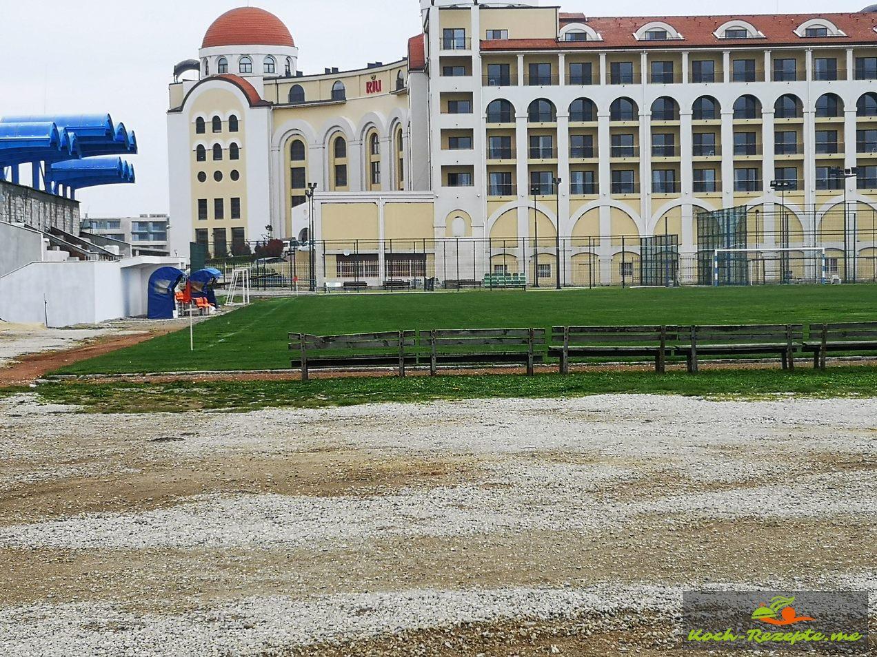 Hotel am Schwarzesń Meer