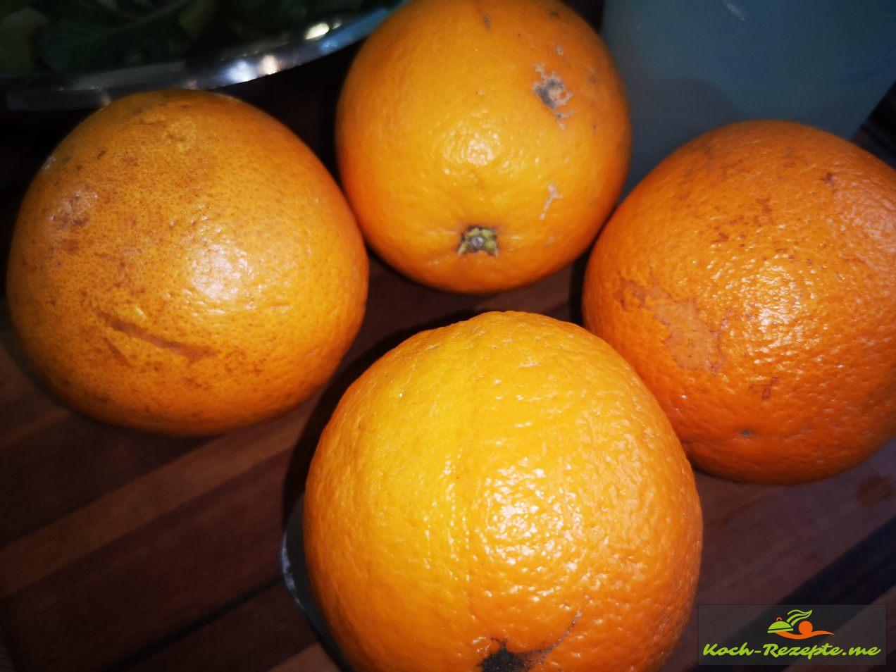 Apfelsinen Saft