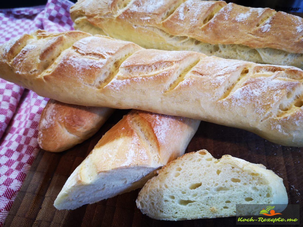 Weizen Baguette